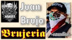 Juan Brujo from Brujeria on Heavy Metal Wanaka